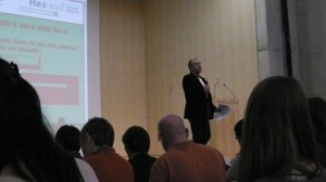 Bernard Levy - responsable filiere travail social