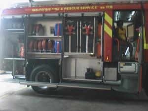 kamion pompie
